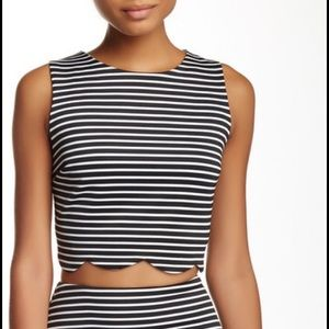 Necessary Objects Tops - Necessary Objects Crop Top