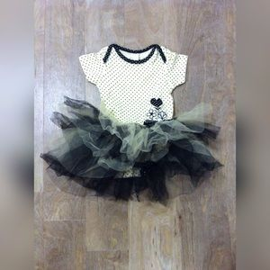 Baby Gear Other - 🆕 Baby Gear Yellow & Black Tutu