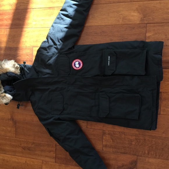 canada goose expedition parka mens xs