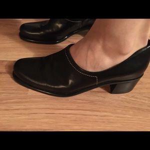 Black Franco Sarto shoes