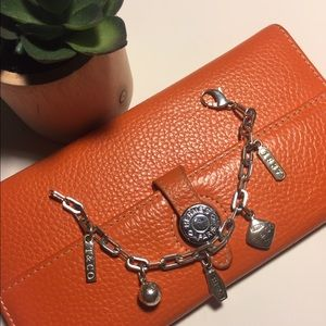 Tiffany & Co. 1837 Sterling Charm Bracelet