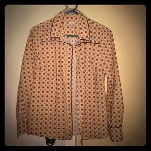 J Crew button down shirt. Size 2.
