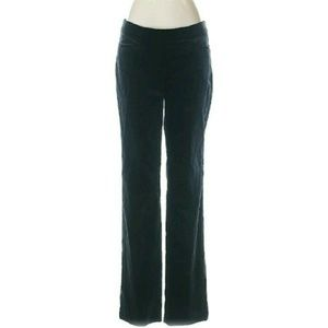 Cambio Pants - Cambio black velour pants
