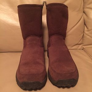 L.L. Bean Shoes - Ll Bean  Suede Insulated Boots