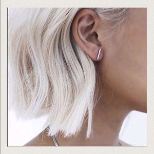 WILA Jewelry - SALE ✨ Bar Stud Earrings ✨