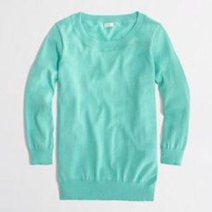 J. Crew charley sweater