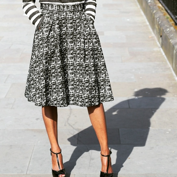 47 h m dresses skirts hp h m a line black and