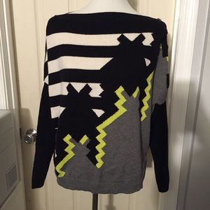 L.A.M.B. High low Sweater