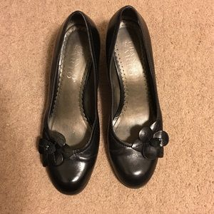 Franco Sarto Shoes - Franco Sarto Heels with Flower