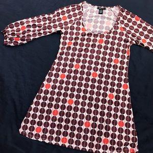 BCBGMaxAzria Dresses & Skirts - Mod Retro 3/4 Sleeve Dress