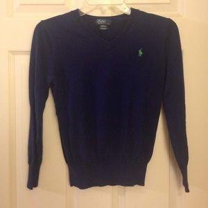 Polo Ralph Lauren sweater kids medium