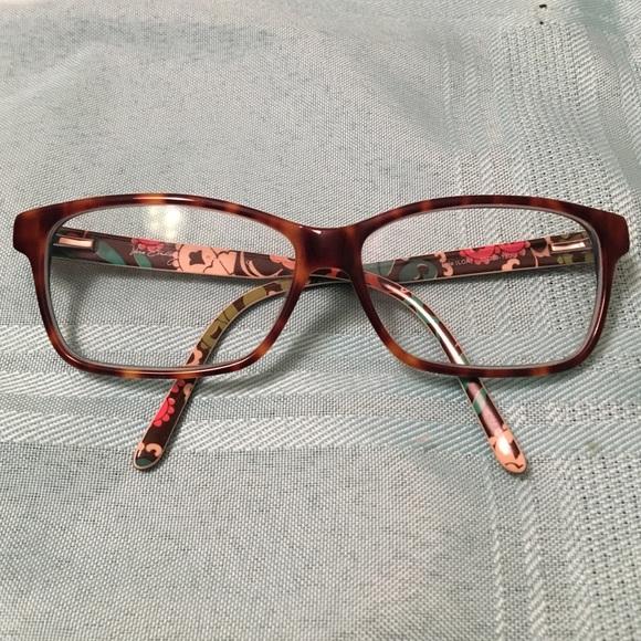 a27cc74af2 Vera Bradley Mariah Eyeglasses. M 57ff1a0113302a9bec00c120
