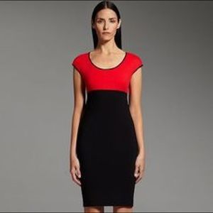 Narciso Rodriguez Dresses & Skirts - NARCISO RODRIGUEZ/DESIGN NATION COLOR BLOCK DRESS