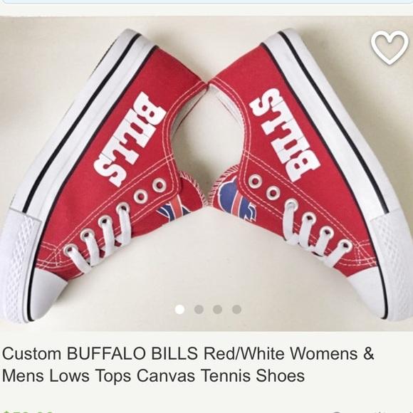 buffalo bills women's sneakers