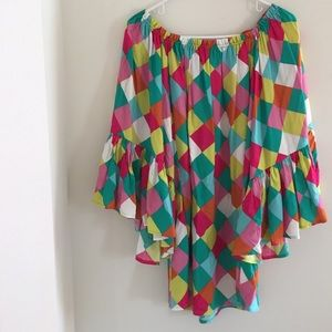 Tops - Colorful top