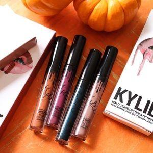 Kylie Cosmetics Other - Kylie Trick Lip Kit
