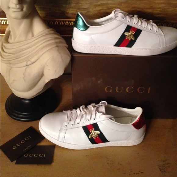 90f51e77391 Gucci Shoes - Authentic Gucci Ace Sneaker