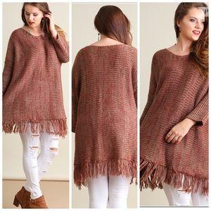 Sweaters - Mocha  Mix Sweater