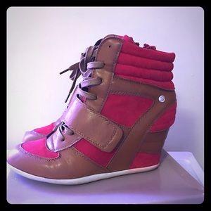 Bakers Shoes - Wedge Sneakers