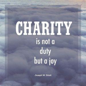 Charity run! 💕