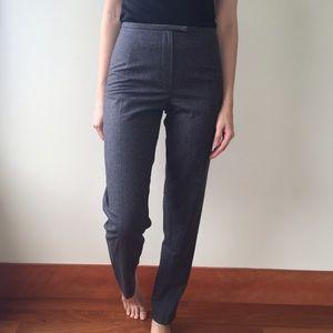 Vintage 80's Wool Cigarette Pant size 6