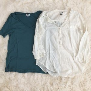 Old Navy Tops - 2 Tops!