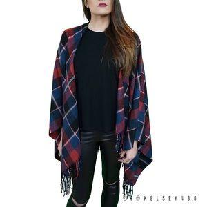 Fashionomics Sweaters - Luxurious Oversized Shawl