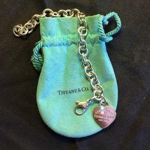 Tiffany heart 'Return to Tiffany' bracelet