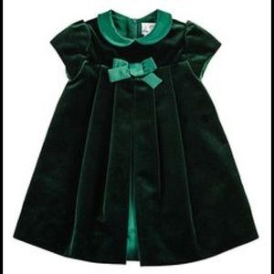 Florence Eiseman Other - NWT Green Satin Dress