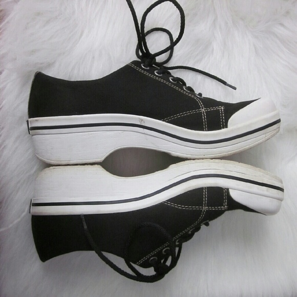 Women Dansko White Canvas Shoes Veda