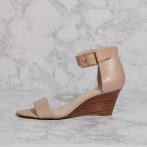 Nine West Wedge Sandal Heels