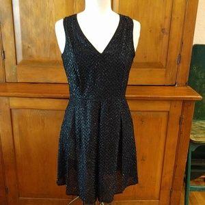 MICHAEL Michael Kors Dresses & Skirts - Michael Michael Kors Metallic Thread Dress