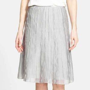 NIC + ZOE Dresses & Skirts - Nic + Zoe Glow in Light Batiste Skirt