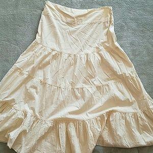 Charlotte Russe Skirts - Beaded bohemian skirt