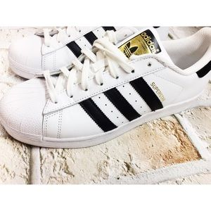 Adidas Shoes - Adidas Superstar MEN Size 8! *Fits like Women's 10