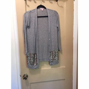 Sweaters - Grey cardigan! 💕