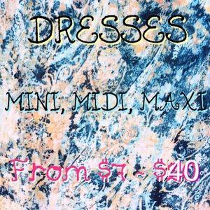 DRESSES! 👗