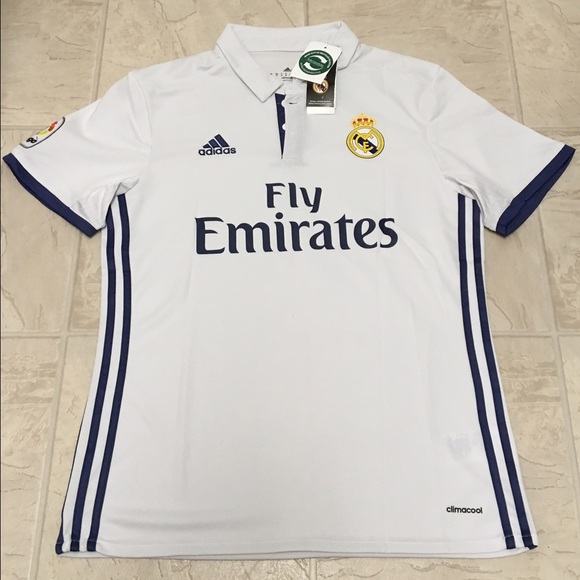 b45a8778731 Adidas Other | 20162017 Real Madrid Ronaldo Home Mens Jersey | Poshmark