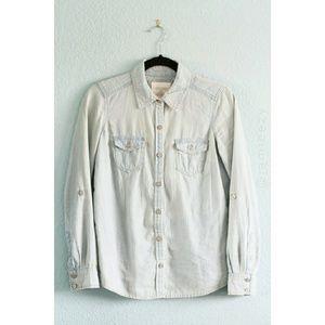 Sonoma | Denim Button Down Shirt