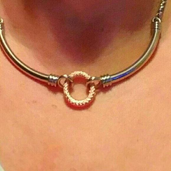 14daa53511b4e SALE****LIA SOPHIA Choker Necklace