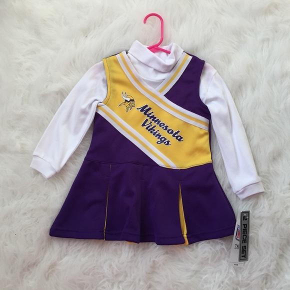 Minnesota Vikings Cheerleader Outfit a3a83b6cf