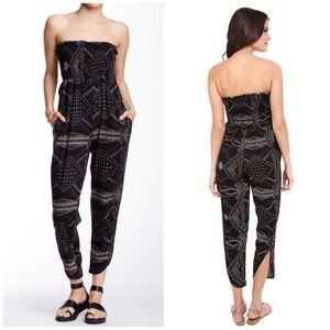 Michael Stars Dresses & Skirts - Michael Stars Smocked Jumpsuit