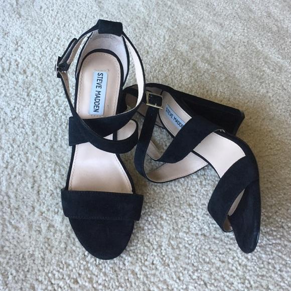 481f5a54c7a Steve Madden 'Caliopi' Chunky Heel Sandal