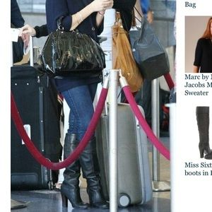 Miss Sixty Shoes - HP Gray Miss Sixty Bliss Boots ASO Lauren Conrad