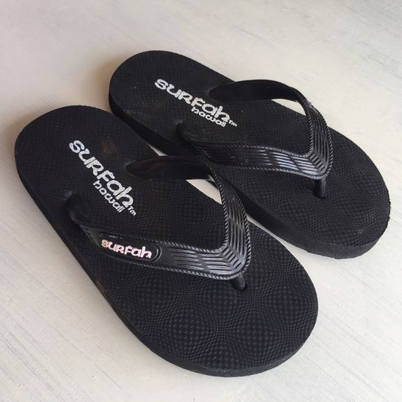 75cccd1aab8e4 Surfah Hawaii Shoes | Hawaiian Surfah Slippers Kids Flip Flops ...