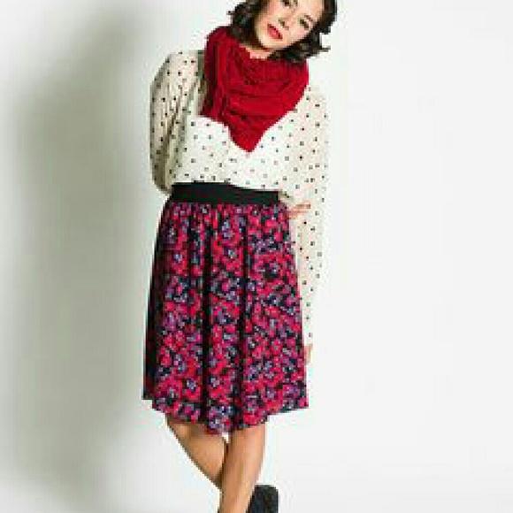 dfa097a54 LuLaRoe Skirts | Jill Skirt Nwt | Poshmark