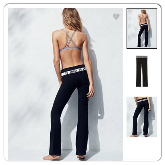 64d4957e0f6fdc Victoria's Secret Pants | Victorias Secret The Most Loved Yoga M ...
