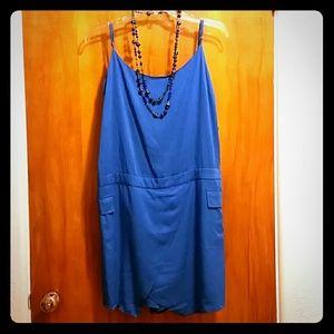 1. State  Pants - Blue Romper NWT