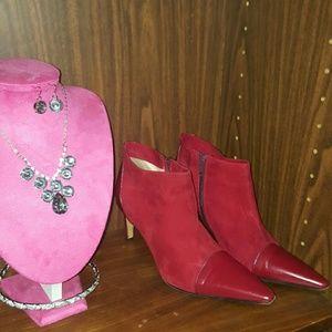 Moreschi Shoes - Moreschi Italy red 38/8
