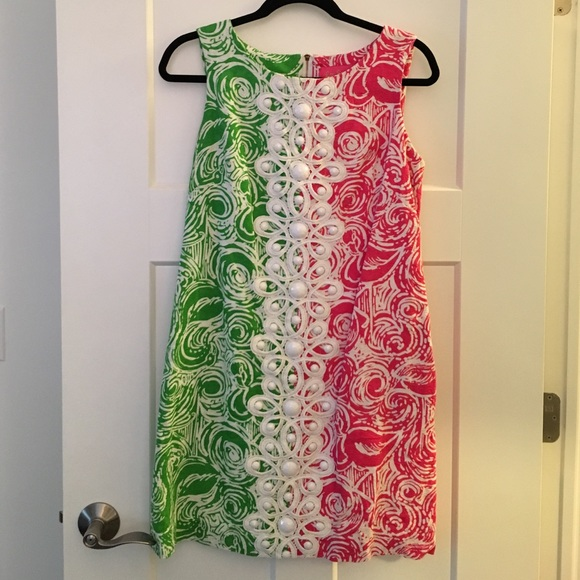 201dc1dc75ead9 Lilly Pulitzer Dresses & Skirts - Lilly Pulitzer Jubilee Shift
